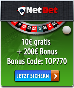 Netbet Casino Aktionscode